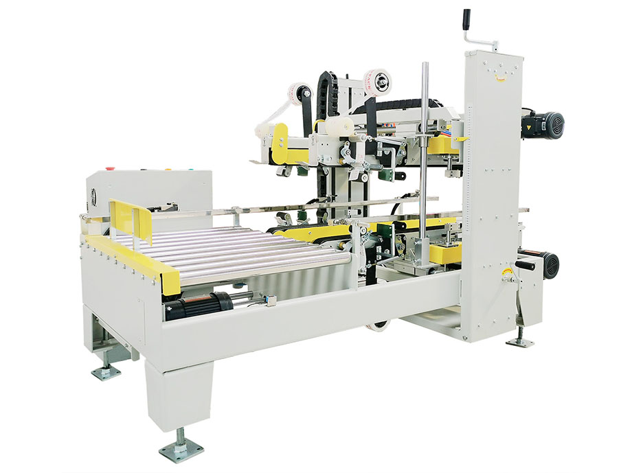 Automatic Case Four Corner Side Sealing Machine